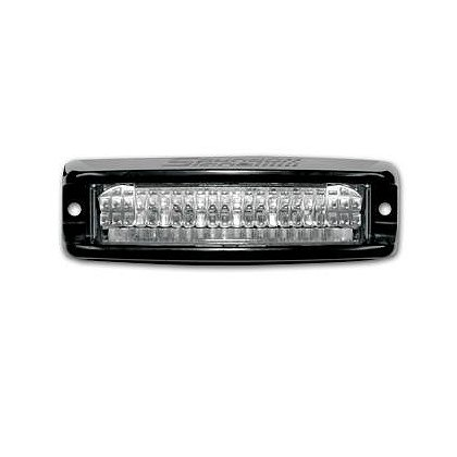 SoundOff Signal nForce Dual Stacked Warning Light, Gen3 LEDs, Single, Split and Tri-Color