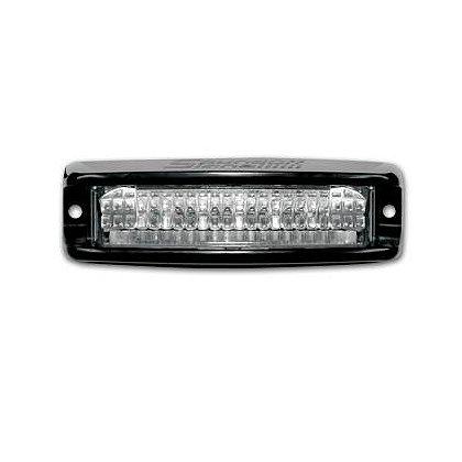 SoundOff Signal nForce Dual Stacked Warning Light, Gen3 LEDs, Single, Split and Tri-Color