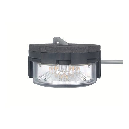 SoundOff Signal LED Intersector Single Under Mirror/Surface Mount Light