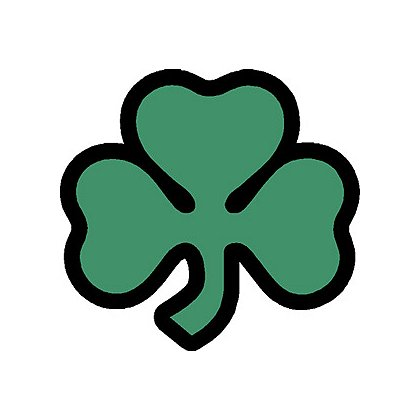 TheFireStore Exclusive 2 Color Shamrock