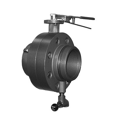 South Park Corporation  Butterfly Valve, 6