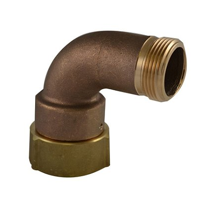 South Park Corporation  Discharge Elbow, 90 degree bend without flange. 1.5
