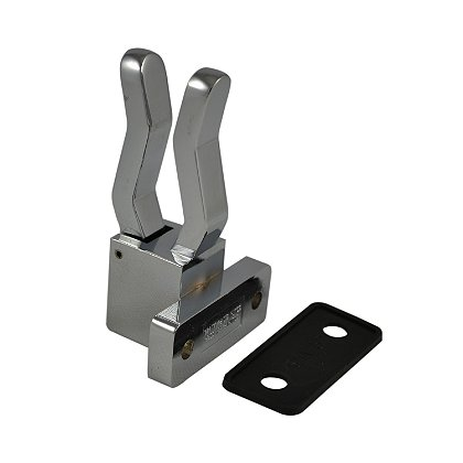 South Park Corporation Axe Handle Bracket Side Mount, Zinc w/ Chrome