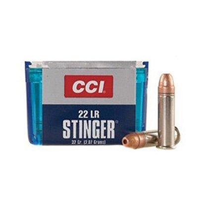 CCI Stinger .22LR, 32 grain, Box of 500