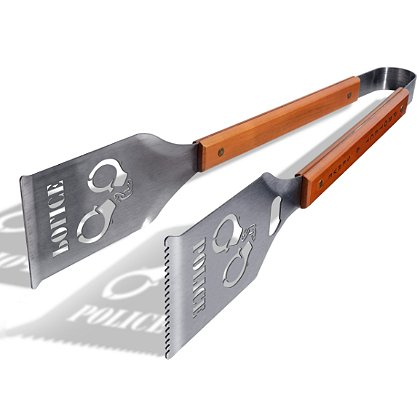 Sportula Police Grill-A-Tongs