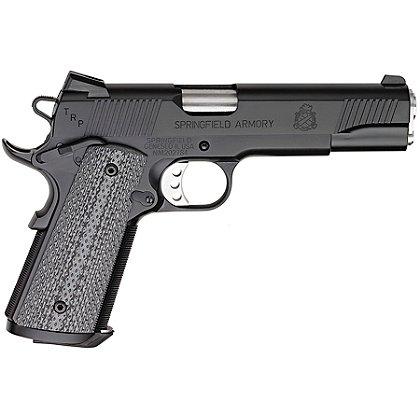 Springfield Armory Model 1911 TRP .45 ACP Handgun with Black Frame