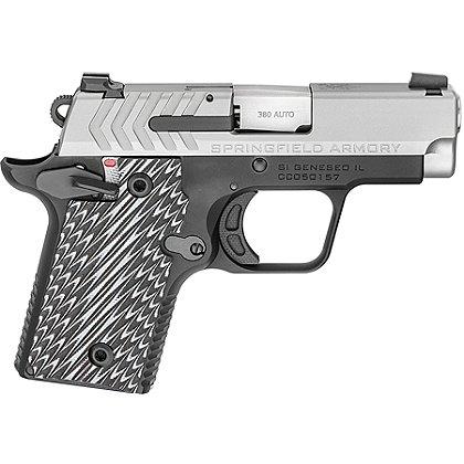 Springfield Armory Model 911 .380 ACP Pistol, Stainless Steel