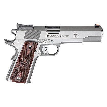 Springfield 1911-A1 Range Officer .45ACP, Stainless Steel