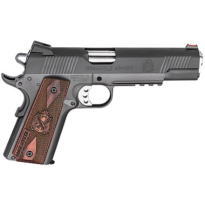 Springfield Armory Model 1911-A1 Range Officer Operator 9mm Handgun