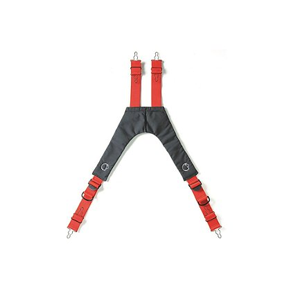 Lion V-Force Quick Adjust Stretch Padded Suspenders