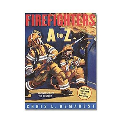 Firefighters A To Z Children's Book