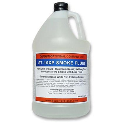 Superior Signal 1 Gallon of Special Smoke Fluid for the ST-10 Smoke Machine