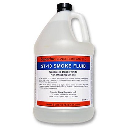 Superior Signal 1 Gallon of Standard Smoke Fluid for the ST-10 Smoke Machine