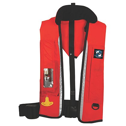 Stearns Ultra Commercial Automatic/Manual Inflatable Life Jacket