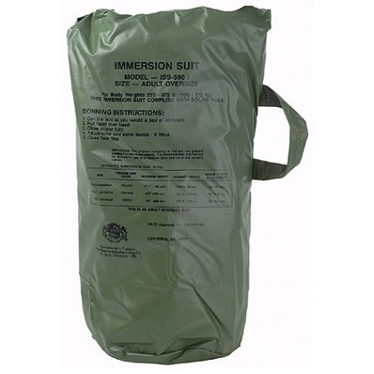 Stearns Replacement Storage Bag for Model I590 Immersion Suit