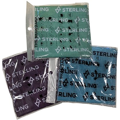 Sterling Rope Logo Bandana, Various Colors
