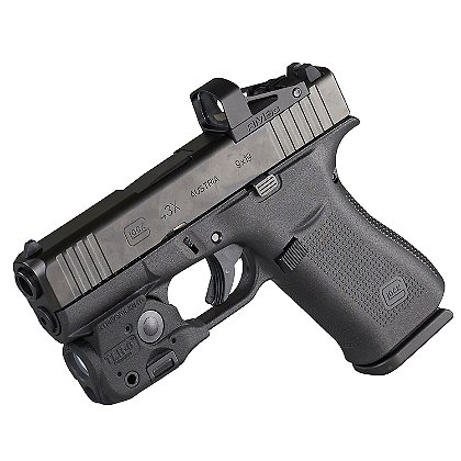 Streamlight TLR-6 for Glock 43X/48 MOS with Laser