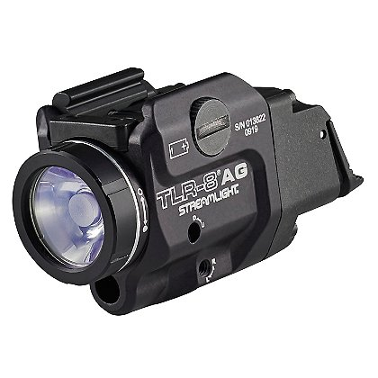 Streamlight TLR-7AL Low-Profile Rail Mounted Tactical Light with Low Switch