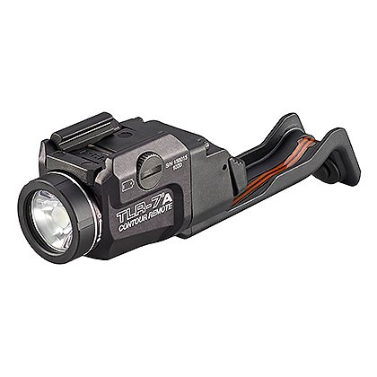 Streamlight TLR-7A With Contour Remote for Glock