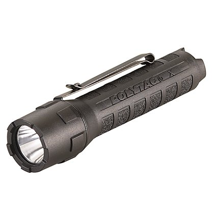 Streamlight PolyTac X USB Flashlight
