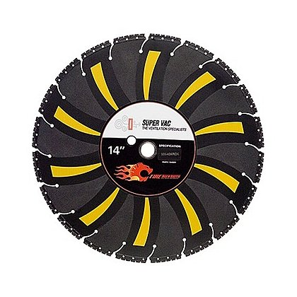 Super Vac 14 inch replacement blade for Super VC3 Power Pro 14