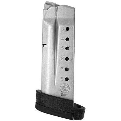 Smith & Wesson 9mm 8 Round M&P Shield Magazine