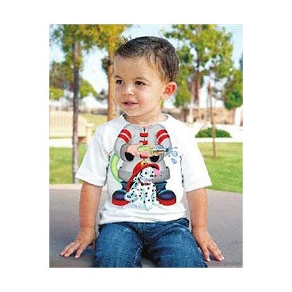 Fireman Toddler T-Shirt