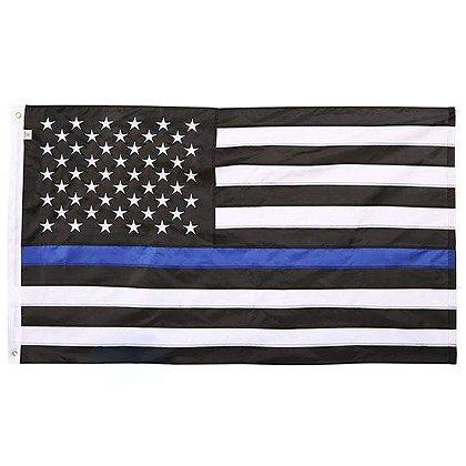 American Flag, Embroidered & Sewn w/ SolarMax Nylon