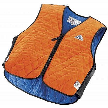 TechNiche HYPERKEWL Hi-Viz Flame Resistant Evaporative Cooling Vest