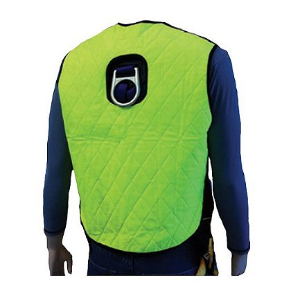 TechNiche HYPERKEWL Evaporative Cooling Vest with Safety Harness Loop