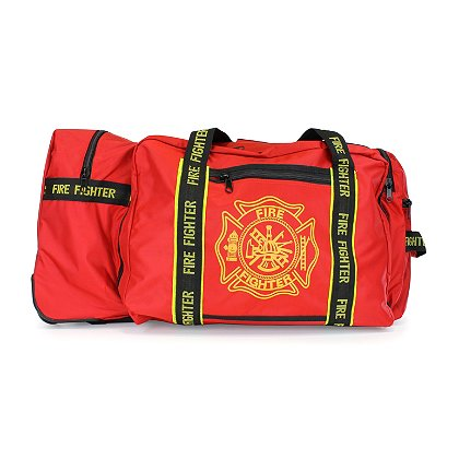 Economy Turnout Gear Bag with Wheels