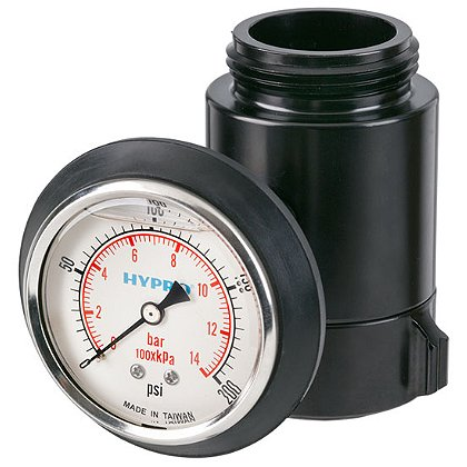 Task Force Tips Line Pressure Gauge