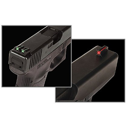Truglo Brite-Site™ Fiber Optic Sight Set