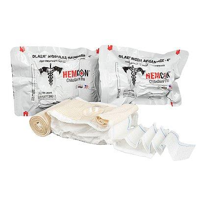 Tactical Medical Solutions OLAES Hemostatic Bandage Flat Pack