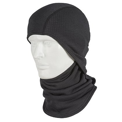 DragonWear Cold Warrior Balaclava, Black