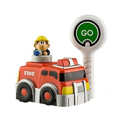 Spin & Go RC Fire Truck