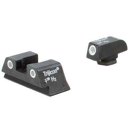 Trijicon Bright & Tough™ Night Sights for Glock Small Frame Pistols