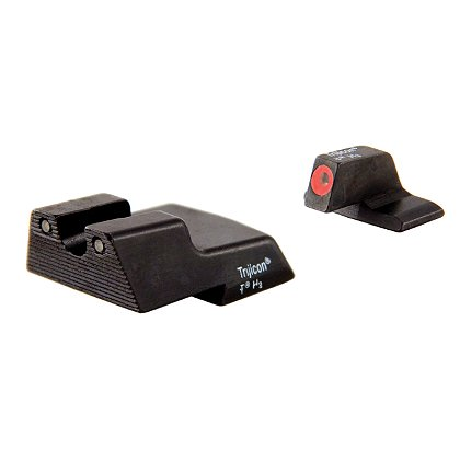 Trijicon HD Orange Sights fits H&K .45C, .45C Tactical, P30, P30L, P30SK, and VP9 models.