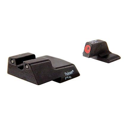 Trijicon HD Orange Sights fits H&K .45C, .45C Tactical, P30, P30L, P30SK, and VP9 models.