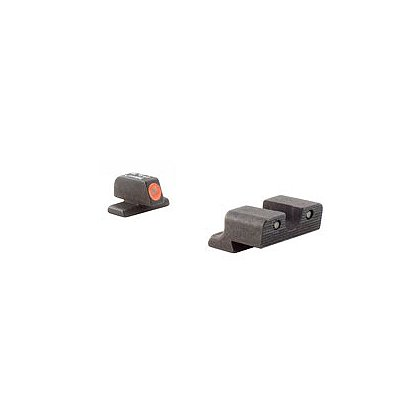 Trijicon Springfield XD Series HD Night Sight Set, Colored Front Outline