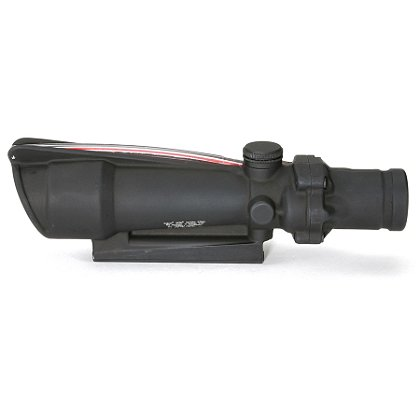 Trijicon ACOG 3.5x35 Scope, Dual Illumination Reticle, Carry Handle Mount