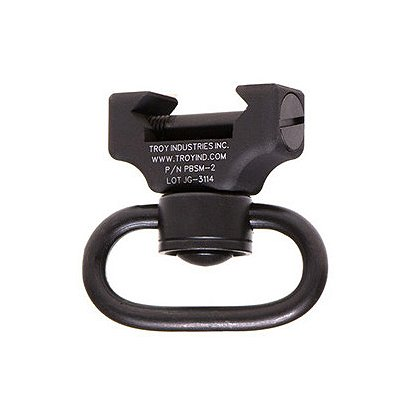 Troy Q.D. 360 Push-Button Rail Mount Swivel