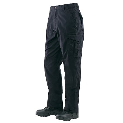 Tru-Spec Men's 24-7 EMS Pants, Navy