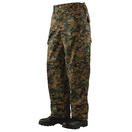 Tru-Spec Battle Trousers, Poly/Cotton Twill