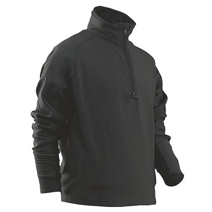 Tru-Spec 24/7 Zip-Thru Grid Fleece Pullover