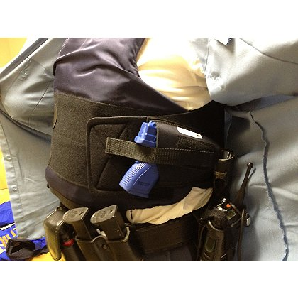Telor Tactical Tagalong Transit Vest Holster