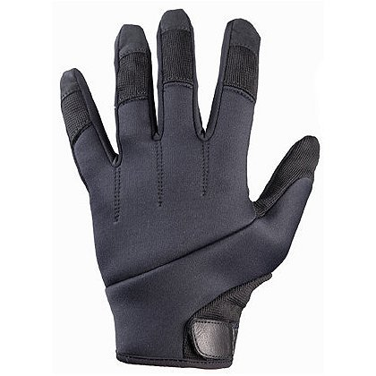 Turtleskin Alpha Gloves, Needle Resistant, Black