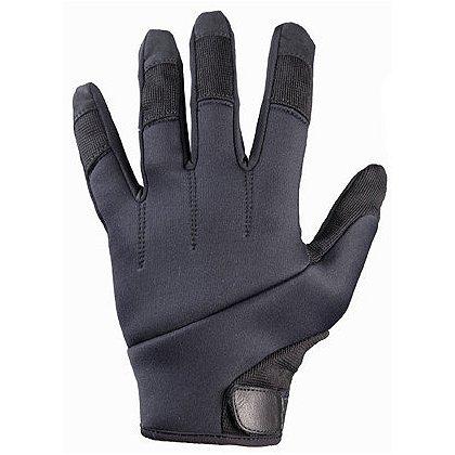Turtleskin Alpha Gloves, Needle Resistant, Black
