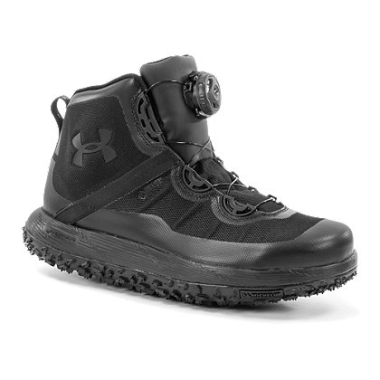"Under Armour Men's 7"" Fat Tire GTX Boots, Black"