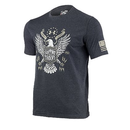 Under Armour Support The Troops T-Shirt